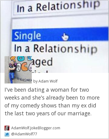 My ex is on a dating site already